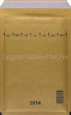 Légpárnás Boríték, Légpárnás Tasak, Buborékos boríték D/14-es (DVD)